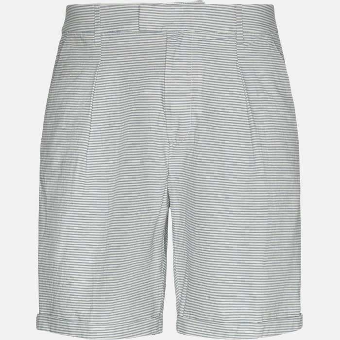 Shorts - Slim - White